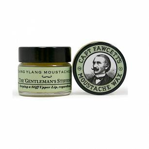 Captain Fawcett's Ylang Ylang wosk do wąsów 15ml